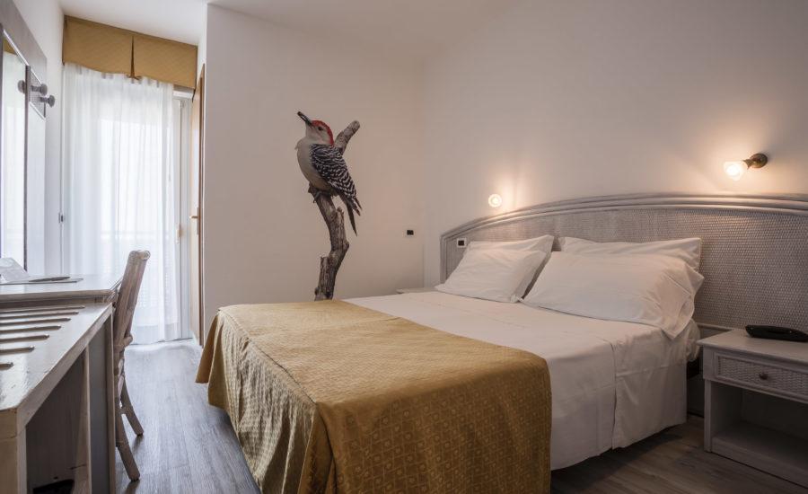 Bibione hotel fronte mare camera matrimoniale