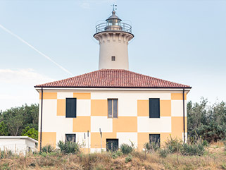 The Lighthouse of Punta Tagliamento / Bibione – Opening hours and ways for 2021 thumbnail