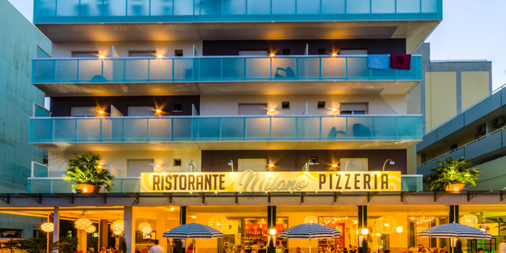 Hotel Milano thumbnail