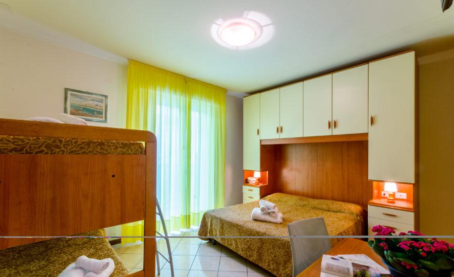 Camera_Hotel_Milano_3 stelle_Bibione