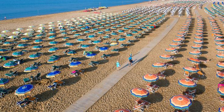Der Strand von Bibione thumbnail