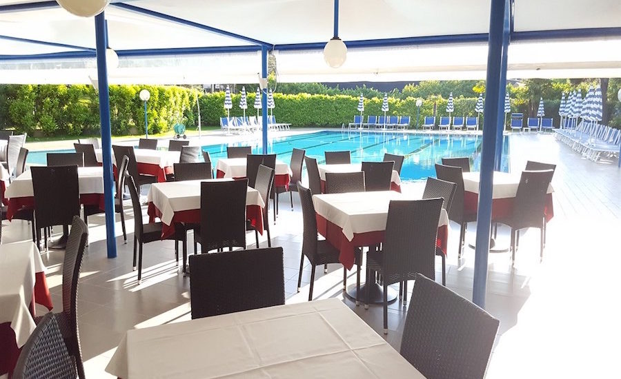 Hotel Alla Terrazza in Bibione: accommodations, prices and offers