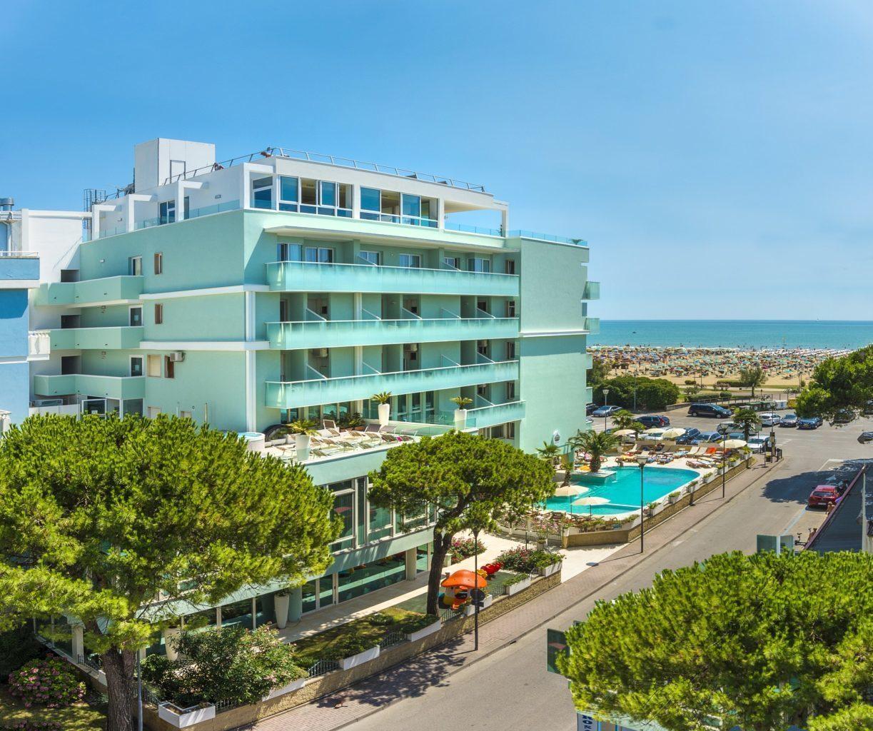 Hotel Montecarlo In Bibione Aufenthalte Preise Angebote Und