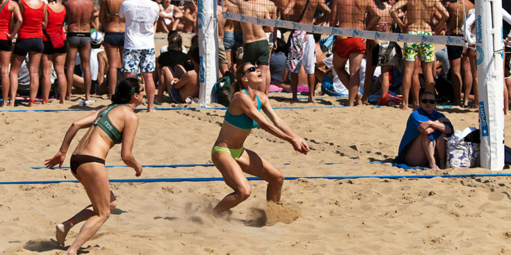 Beach volley thumbnail
