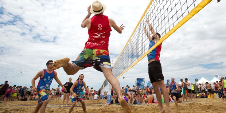 Beach Volley Marathon 2018 thumbnail