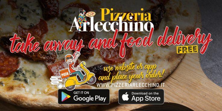 Pizza Arlecchino – Takeaway thumbnail