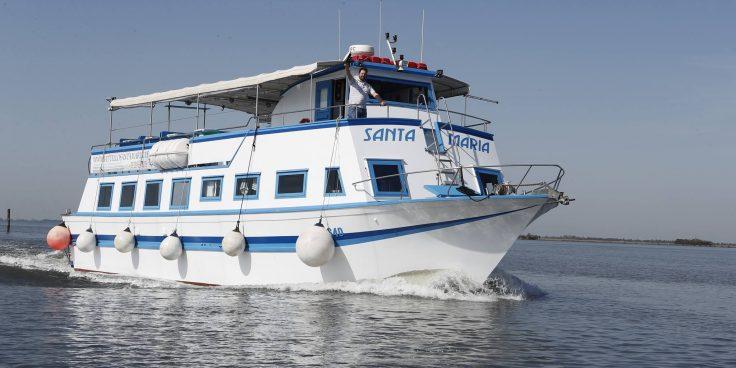 Battello Santa Maria – Boat trips thumbnail