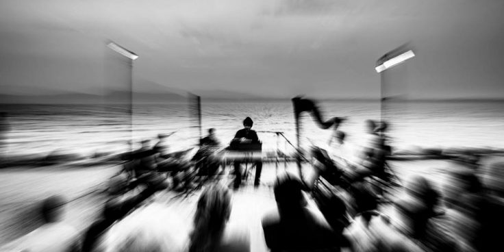 Concerts at sunrise in Bibione thumbnail