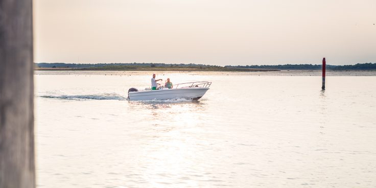 Wo man in Bibione angeln kann: Es gibt nicht nur das Meer thumbnail