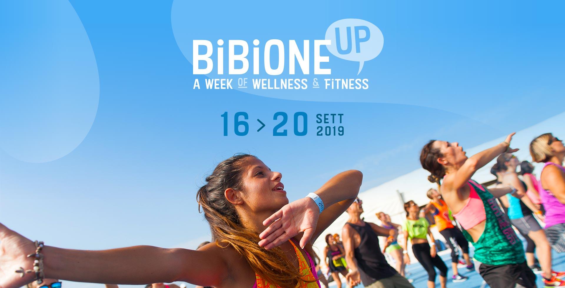 Bibione Up 2019 – La settimana del benessere