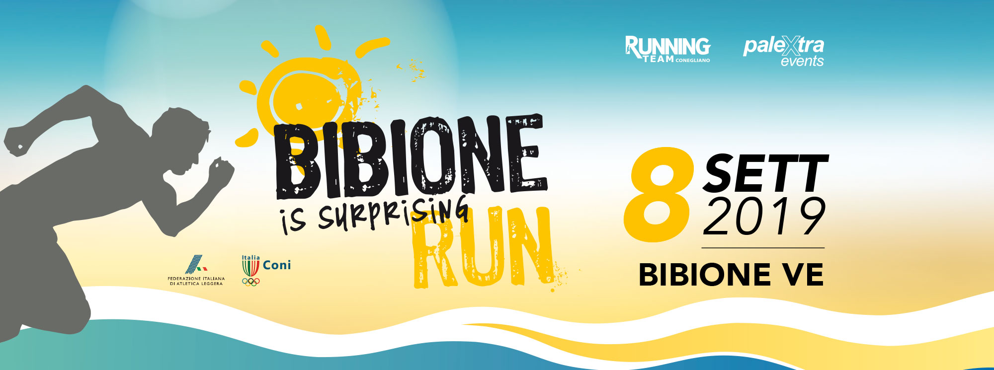 Bibione is Surprising Run 2019