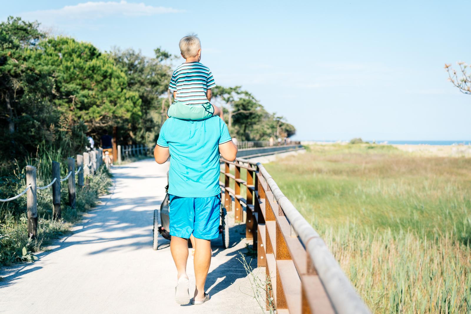 Familienurlaub in Bibione
