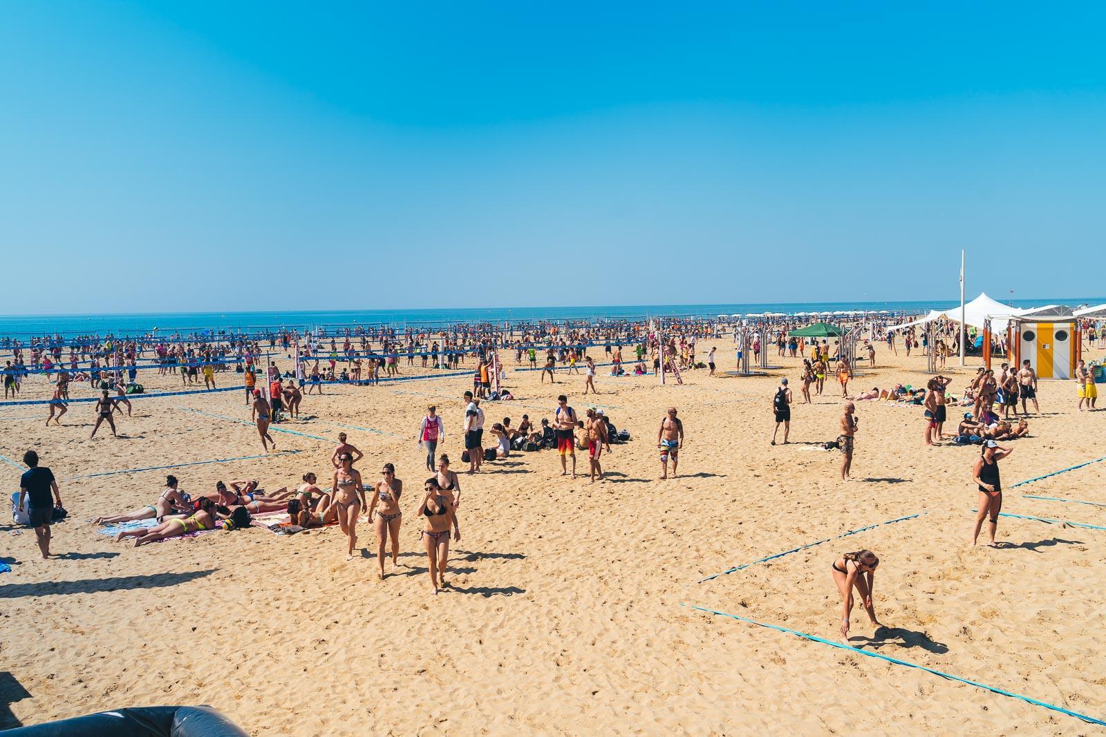 Strand von Bibione