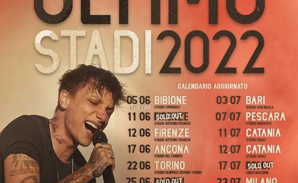 Ultimo Stadi 2022 – La data zero del ragazzo prodigio finalmente a Bibione! thumbnail