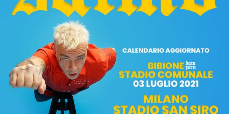 Salmo Live a Bibione 2021 thumbnail