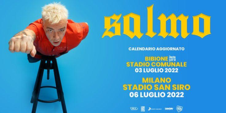 Salmo Live a Bibione 2022 thumbnail