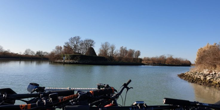 XLAGOON 2021 – The boat passage from Porto Baseleghe to Vallevecchia and Caorle thumbnail