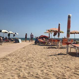 Season 2017 officially opened !!!!#beach #bibione2017 #bibione #summer2017 #visitbibione