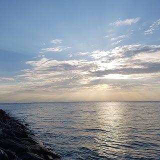 Fernweh! #bibione2018 #bibione #morningview #morningvibes #goodtime #bibionebeach #strand #meer #spiaggia #mare #sea #spiaggia #visitbibione #italien #italy #venezia #insta #travel #kurzurlaub #lovemylife #run #sommerfeeling #waitingforsummer #veneto #view #garmin