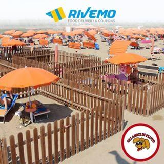 Lo sapevi che Bibione esiste una spiaggia fatta ad hoc per i nostri amici a quattro zampe? 🐕 @bibione.laspiaggiadipluto è un vero paradiso appositamente attrezzato per consentire l'accesso agli amici scodinzolanti.  Ti aspettano ombrelloni, sdrai, lettini, docce personalizzate e tantissimi altri servizi! 😀 Seguici anche su Facebook: rivemoapp ° Did you know that in Bibione exists a beach made especially for our pets? 🐕 @bibione.laspiaggiadipluto is a real paradise equipped to allow access to our dogs. Umbrellas, sunbeds, personalized showers and many other services are waiting for you! 😀 Follow us on Facebook: rivemoapp ° ° #rivemoapp #youorderwedeliver #fooddelivery #bibione #deliveryservice #beachmood #bibionebeach #bibione_info #bibionespiaggia #bibione2018 #startuplife #pizza #hamburger #summertimeshine #appetizer #grill #appstore #googleplay #visitbibione #discoverbibione #bibionecom #discoverbibione @bibionecom @bibionecom @bibioneeu @bibione_info