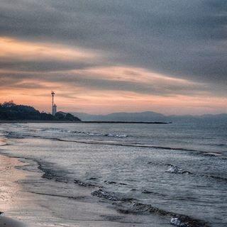 Summer memories in cold days  Faro di Bibione Bibione#visitbibione#bibionespiaggia#beach#sea#sea_pic#sunrise#mare#Bibione_info#Photo#bibionebeach#Adria#p#pic#lighthouse#instagram#instapic#picoftheday#