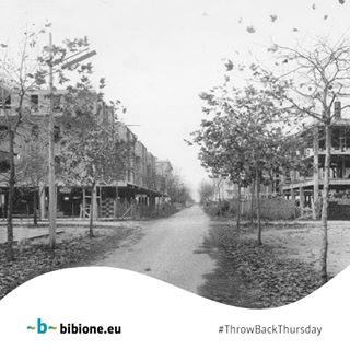 Come eravamo: Viale Aurora in una foto di diversi anni fa, quando tutto stava per cominciare 🙂 grazie a @fabioceppi  #bibione #visitbibione #holiday #tbt #throwbackthursday #backintime  Wie wir waren: Viale Aurora in einem Foto vor mehreren Jahren, als alles gerade anfing 🙂 As we were: Viale Aurora in a photo of several years ago when everything was about to begin :-)