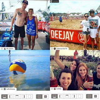 Eri a Bibione per la BeachVolley Marathon 2017? Inviaci le tue foto più belle usando l'hashtag #visitbibione e #bibionebeachvolleymarathon [photo credit: @valemarchei14, @radiodeejay, @elii_besio, @nutelly]  #bibione #visitbibione #holiday #bibione2017 #summer #summer2017 #beachvolleymarathon #beachvolley #volley #fun #weekend Waren Sie in Bibione für den BeachVolley Marathon 2017? Senden Sie uns Ihre schönsten FOtos mit dem hashtag #visitbibione und #bibionebeachvolleymarathon [photo credit: @valemarchei14, @radiodeejay, @elii_besio, @nutelly ] Were you in Bibione for the BeachVolley Marathon 2017? Send us your most beautiful photos with the hashtag #visitbibione and #bibionebeachvolleymarathon [photo credit: @valemarchei14, @radiodeejay, @elii_besio, @nutelly ]