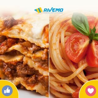 Spaghetti al pomodoro🍝 o lasagna? Ordina il tuo piatto preferito con #Rivemo e goditi la tua vacanza! 😉 Seguii su Facebook: rivemoapp ° Spaghetti al pomodoro🍝 or lasagna? Order your favorite dish with #Rivemo and enjoy your holidays! 😉 Follow us on Facebook: rivemoapp ° ° #rivemoapp  #BibioneBeach #BibioneLido# #youorderwedeliver #fooddelivery #bibione #deliveryservice #beachmood #bibionebeach #bibione_info #bibionespiaggia #bibione2018 #startuplife #pizza #hamburger #summertimeshine #appetizer #grill #appstore #googleplay #visitbibione #discoverbibione #bibionecom #discoverbibione @bibionecom @bibioneeu @bibione_info