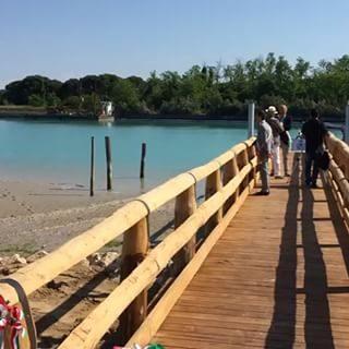 Il passo barca Bibione-Lignano è stato inaugurato! Ora aspetta tutti voi!! #visitbibione #visitveneto #bibione #estate2018 #waitingforsummer #bibione2018 #passobarca #bibionelignano